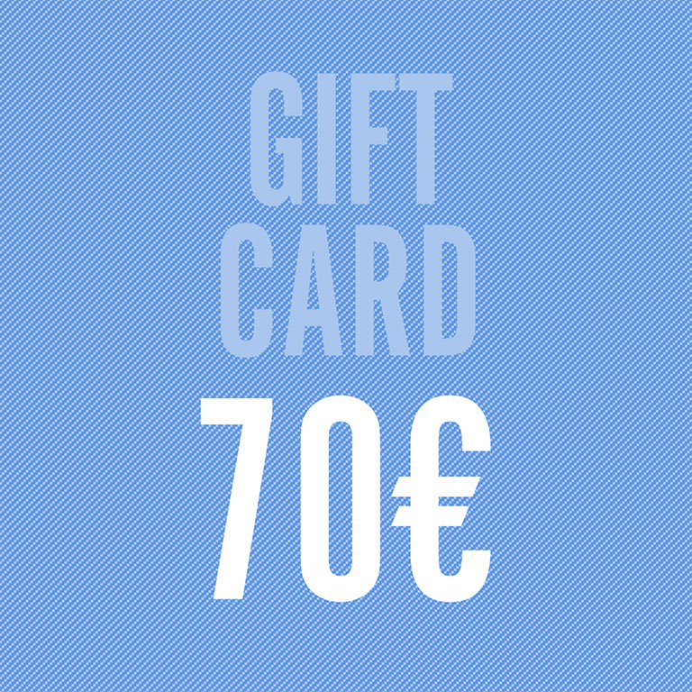 € 70 Gift Card